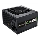 600 Watt Corsair CX Series Non-Modular 80+ Bronze