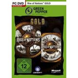 Rise of Nations Gold Edition (Green Pepper) (PC)