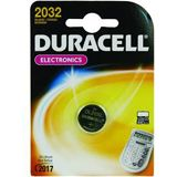 Duracell Electronics CR2032 Lithium 3.0 V 1er Pack