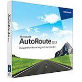 Microsoft AutoRoute Euro 2013 32bit DVD (DE)
