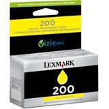Lexmark Tinte 210 gelb