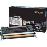 Lexmark corporate Toner C748 gelb
