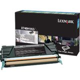 Lexmark Toner cyan PROJEKT X746/748