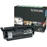 Lexmark 24B5875 Tonerpatrone - 1 x Schwarz, 30000 Seiten, für XS 651de, 654de, 658dfe, 658dme
