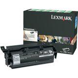 Lexmark T654X04E Tonerpatrone - Besonders hohe Ergiebigkeit - 1 x Schwarz, 36000 Seiten, LRP / LCC