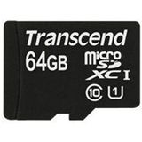 64 GB Transcend UHS-I microSDXC Class 10 Retail