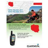 Garmin Topo Poland 2011 DVD+microSD/SD