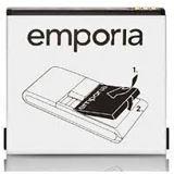 Emporia life Akku für D17BB, D17AB