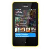 Nokia Asha 501 Dual-SIM 128 MB gelb