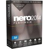 Nero 2014 Platinum 32/64 Bit Deutsch Brennprogramm Vollversion PC (DVD)