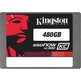 """480GB Kingston KC300 2.5"""" (6.4cm) SATA 6Gb/s MLC (SKC300S3B7A/480G)"""