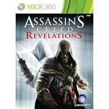 Ubisoft Assassin's Creed Revelations XBox 360