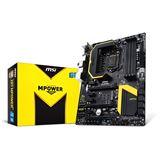 MSI Z87 MPOWER SP Intel Z87 So.1150 Dual Channel DDR3 ATX Retail