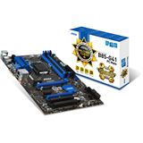 MSI B85-G41 PC Mate Intel B85 So.1150 Dual Channel DDR3 ATX Retail