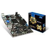 MSI H81M-E34 Intel H81 So.1150 Dual Channel DDR3 mATX Retail