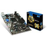 MSI H81M-E34 Intel H81 So.1150 Dual Channel DDR3 mATX Retail