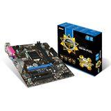 MSI H81M-P32L Intel H81 So.1150 Dual Channel DDR mATX Retail