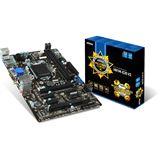 MSI H81M-E35 V2 Intel H81 So.1150 Dual Channel DDR mATX Retail
