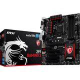 MSI Z97 GAMING 3 Intel Z97 So.1150 Dual Channel DDR3 ATX Retail