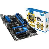 MSI H97 PC Mate Intel H97 So.1150 Dual Channel DDR3 ATX Retail