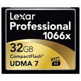 32 GB Lexar Professional Compact Flash TypI 1066x Retail