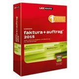 Lexware Faktura + Auftrag 2015 Version 19 32/64 Bit Deutsch Buchhaltungssoftware Vollversion PC (CD)