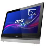 "23,6"" (59,94cm) MSI Adora24 2M-S356M4G50S7PGMX All-in-One PC"