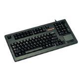 CHERRY G80-11900LTMDE-2 CHERRY MX Black PS/2 & seriell Deutsch schwarz (kabelgebunden)
