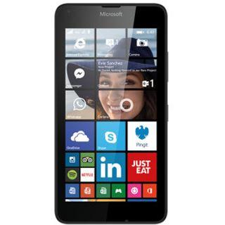 Microsoft Lumia 640 LTE 8 GB schwarz