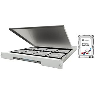 "48000GB LaCie 8big Rack 9000598EK 3.5"" (8.9cm) 2x Thunderbolt 2 20Gb/s silber Alu"