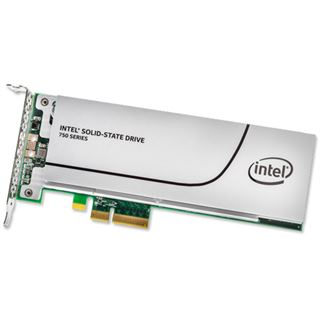 1200GB Intel 750 Series Add-In PCIe 3.0 x4 32Gb/s MLC (SSDPEDMW012T401)