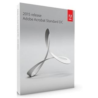Adobe Acrobat Std DC 2015 dt. Win