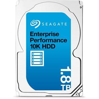"1800GB Seagate Enterprise Performance 10K 4Kn ST1800MM0088 128MB 2.5"" (6.4cm) SAS 12Gb/s"
