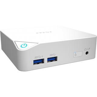 MSI Barebone Cubi-W3205U2GXXDX81MB I3205U/2GB/128SSD/W8.1