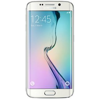 Samsung Galaxy S6 Edge G925F 32 GB weiß