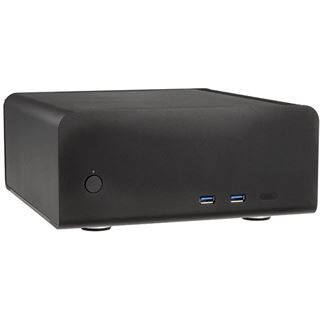 Streacom FC8 Alpha Desktop ohne Netzteil schwarz