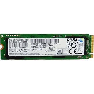 512GB Samsung SM951-NVMe M.2 2280 PCIe 3.0 x4 32Gb/s MLC Toggle (MZVPV512HDGL-00000)