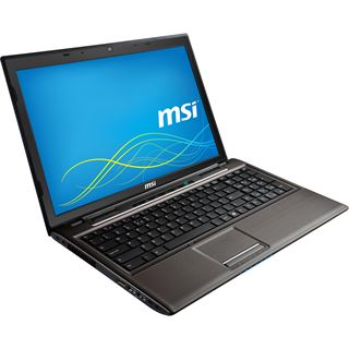 "Notebook 15.6"" (39,62cm) MSI CX61 2PC - CX61-2PCI545FD"