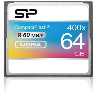 64 GB Silicon Power Compact Flash TypI 400x Retail