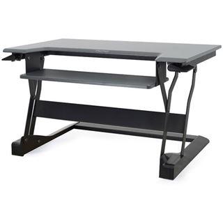 Ergotron WORKFIT-T Stand Table Top schwarz