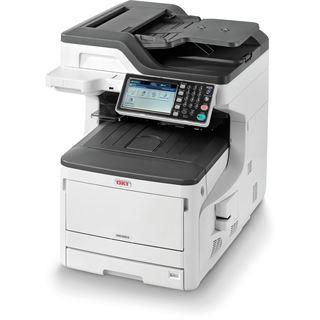 OKI MC853dn Farblaser Drucken / Scannen / Kopieren / Faxen LAN / USB 2.0 / WLAN