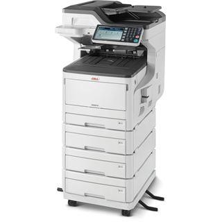 OKI MC873dnv Farblaser Drucken / Scannen / Kopieren / Faxen LAN / USB 2.0 / 2x RJ-11
