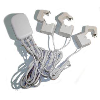 Z-Wave Aeon Labs Zangenamperemeter mit drei Zangen(200A)