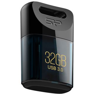 32 GB Silicon Power Jewel J06 blau USB 3.0