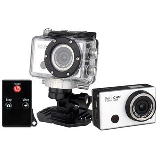 Denver AC-5000W MK2 Full HD Action-Cam mit Wi-Fi inkl. wasserdichtem Geh�use