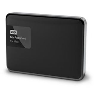 "2000GB WD My Passport Ultra for mac WDBCGL0020BSL-EESN 2.5"" (6.4cm) USB 3.0 schwarz/alu"