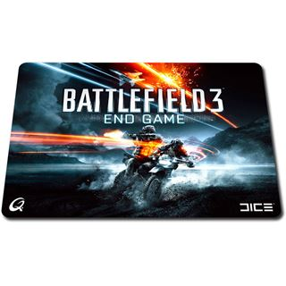 QPad CT Battlefield 3 Endgame 405 mm x 285 mm Motiv