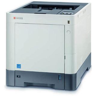 Kyocera Ecosys P6130cdn Farblaser Drucken Cardreader/LAN/USB 2.0