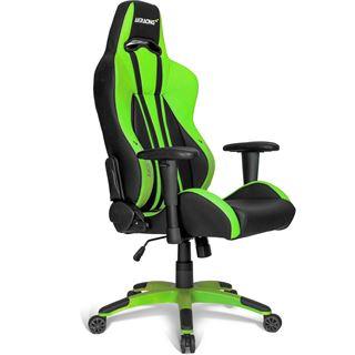 AKRacing Premium Plus Gaming Chair - grün