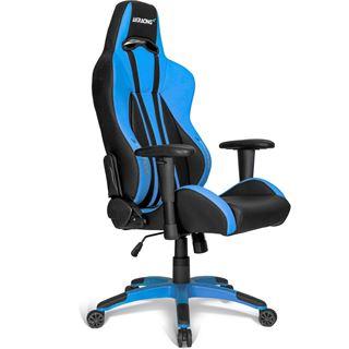 AKRacing Premium Plus Gaming Chair - blau